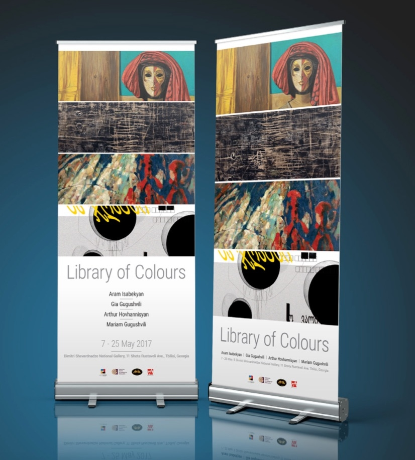 Artbeep Roll-up Banners